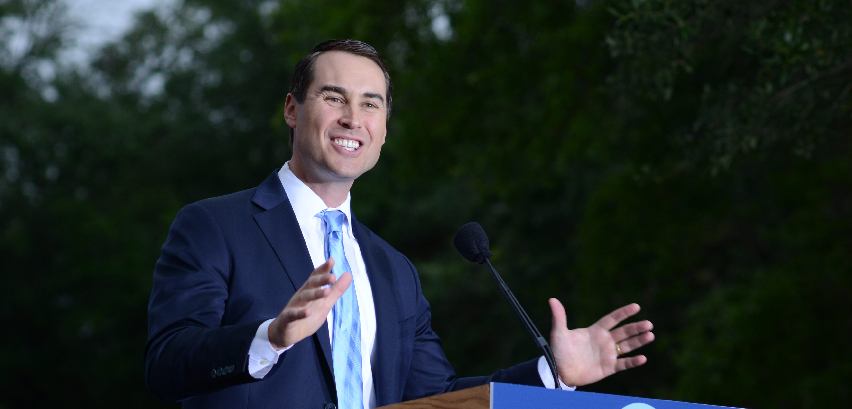 Chris King Only Gubernatorial Candidate To Show Up At Florida