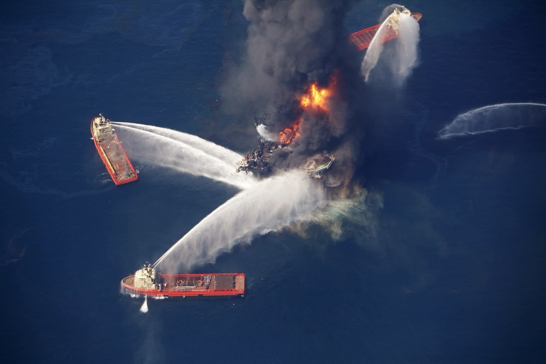 Gulf Oil Spill Settlement