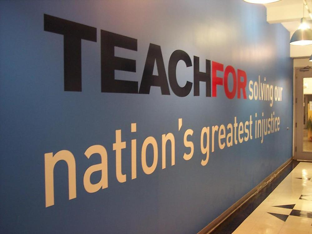 national-headquarters teach for America