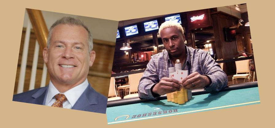 Lewis Hawkins poker staking