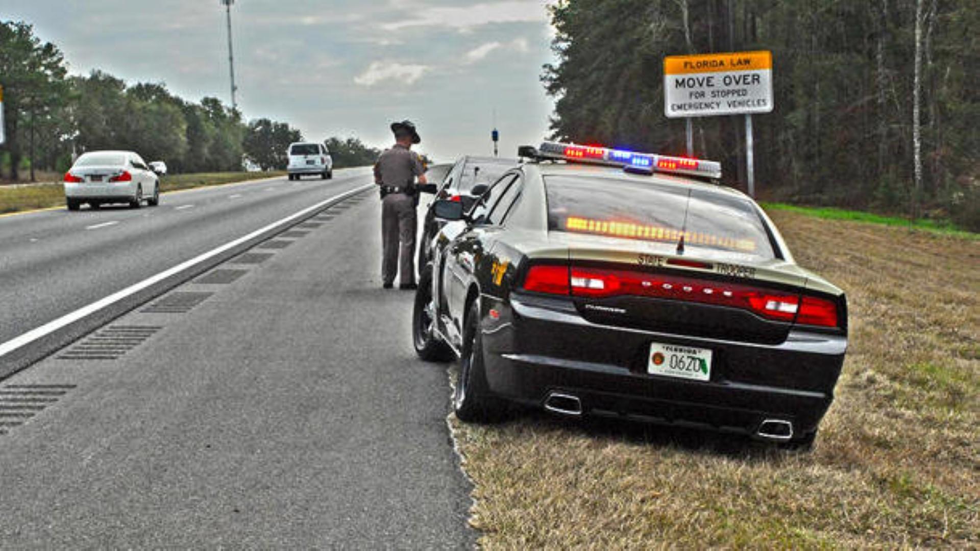 Florida Highway Patrol Traffic >> Ticketed Another Florida Highway Patrol Official Resigns Florida