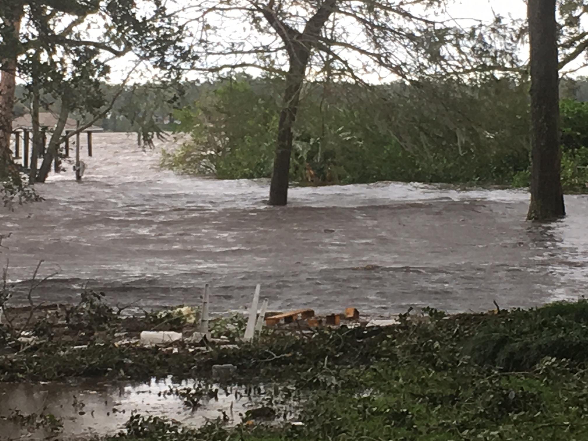 Irma flood Jacksonville
