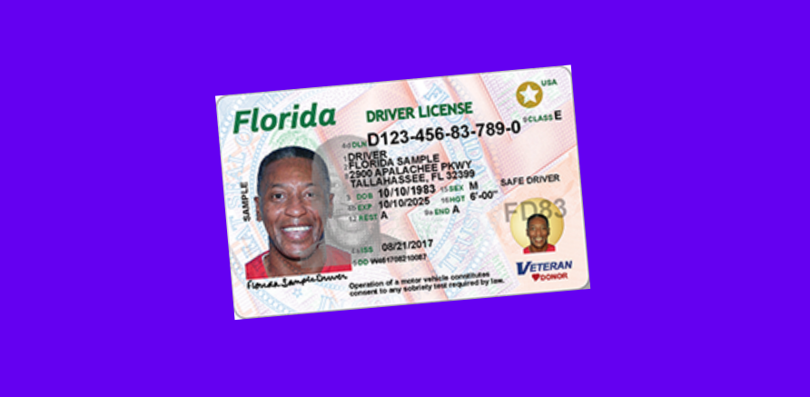 New Florida Driver License Id Card Expanding Statewide