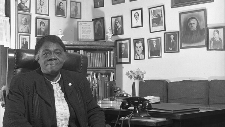 8af2c80273 Mary McLeod Bethune statue may replace Confederate general in Capitol