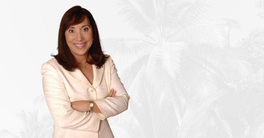 Lantana Democrat Lori Berman