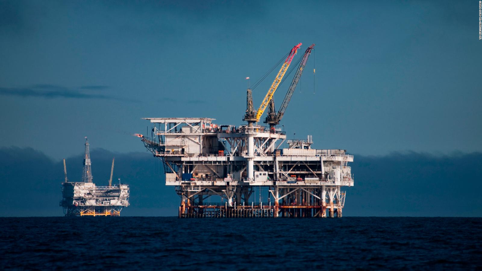 Feds announce opening of Florida to offshore oil drilling