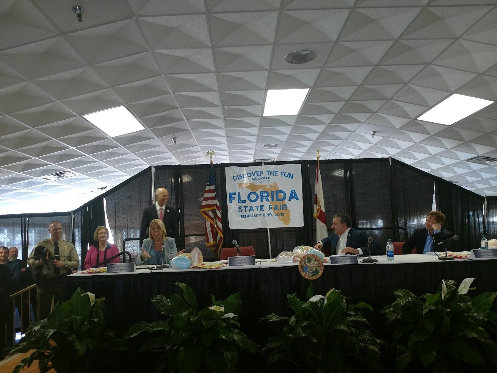 Pam Bondi Says Rick Scott Deserves Lion S Share Of Credit For Florida S Economic Growth