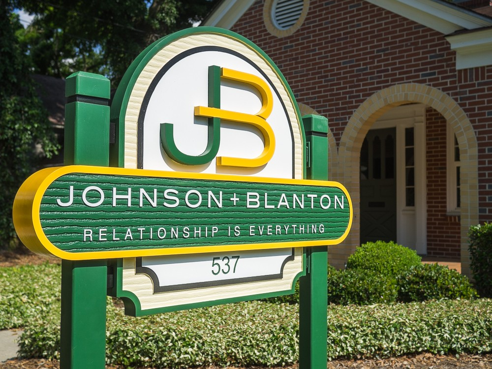Johnson & Blanton