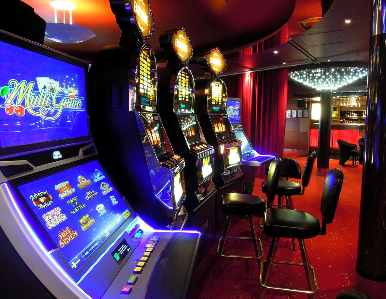 slot machines - gambling