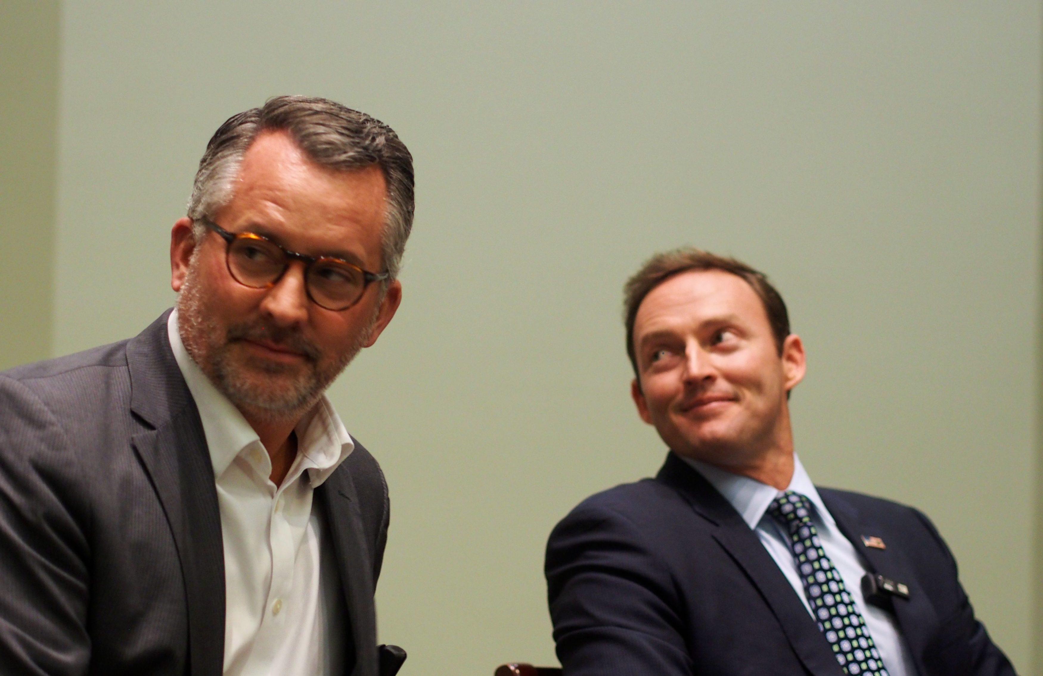 David Jolly and Patrick Murphy