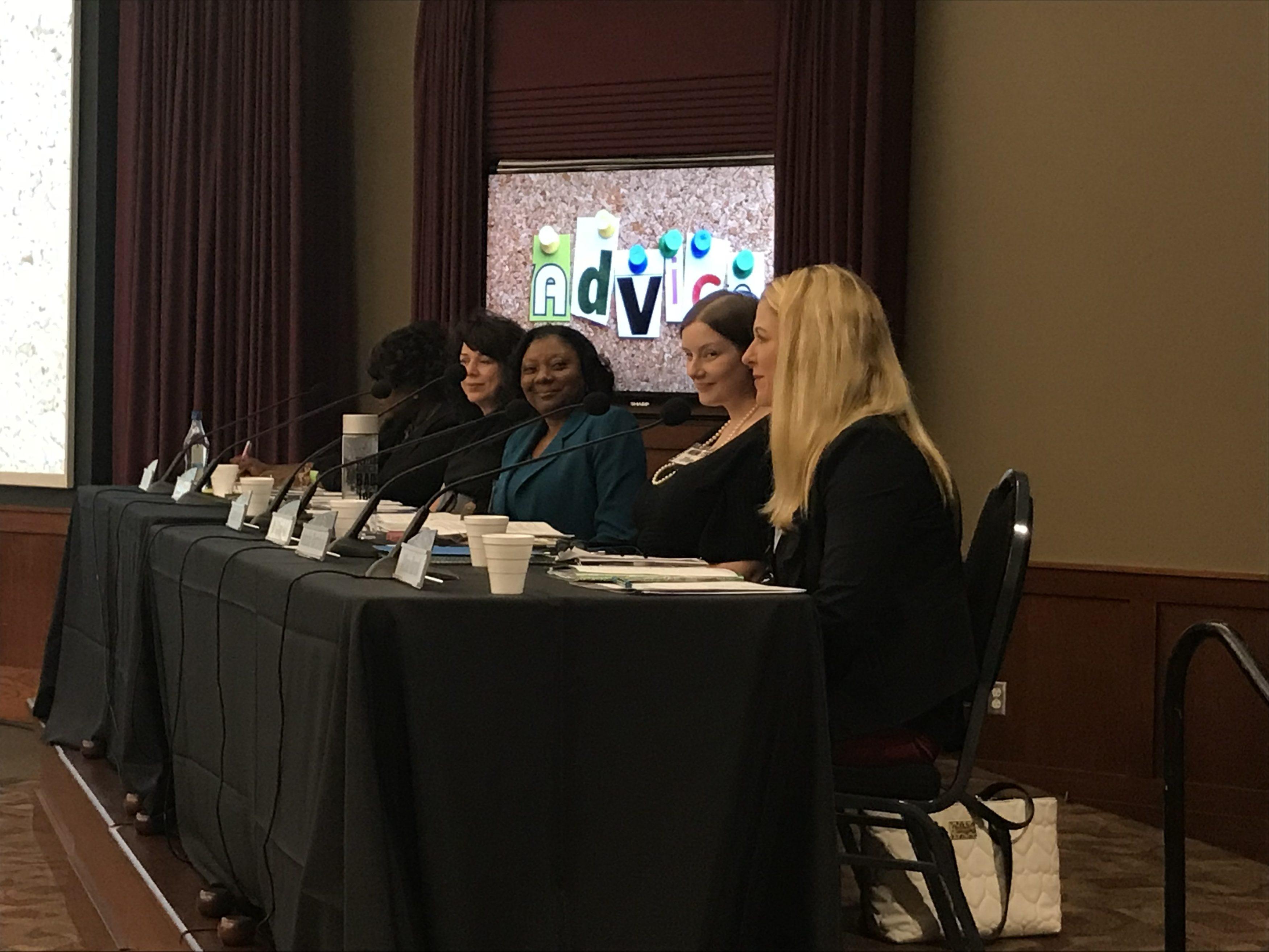 Women in Business panel