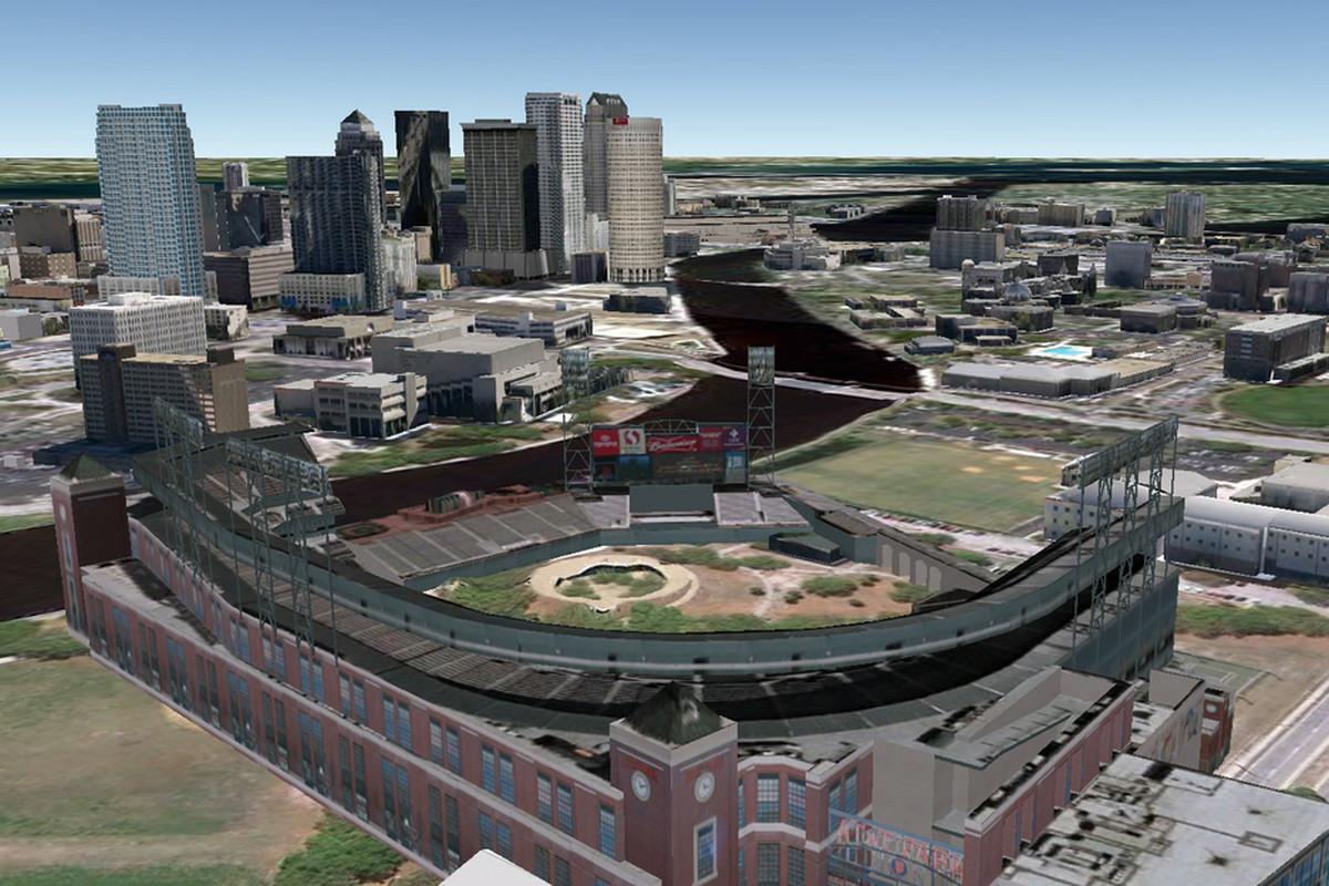 14+ Tampa Bay Rays Stadium Concept