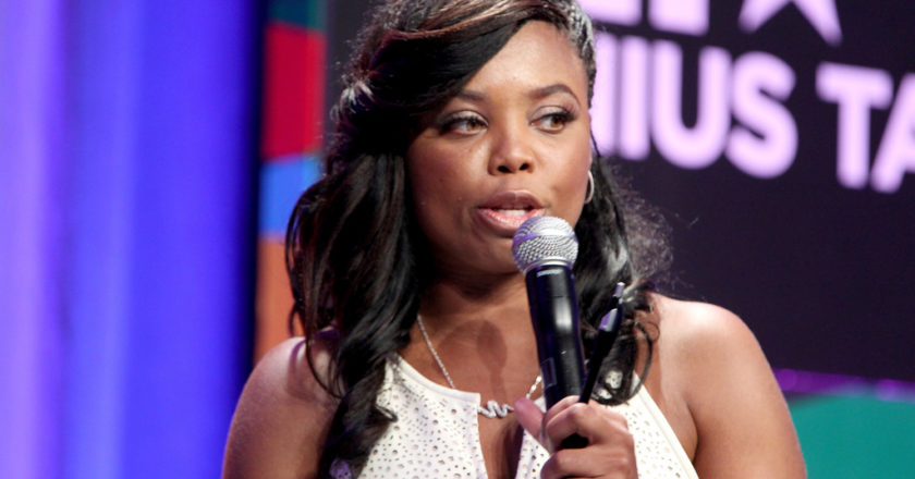Jemele Hill - Photo via The Associated Press