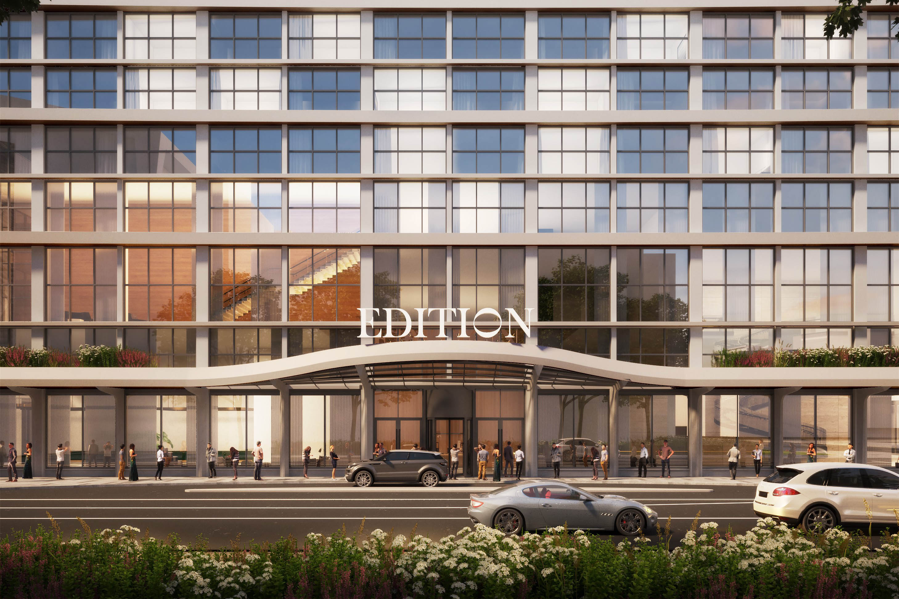 The Development Company Behind Water Street Tampa Announced Thursday That Downtown Will Get Its First Full Service Five Star Hotel In Early 2021
