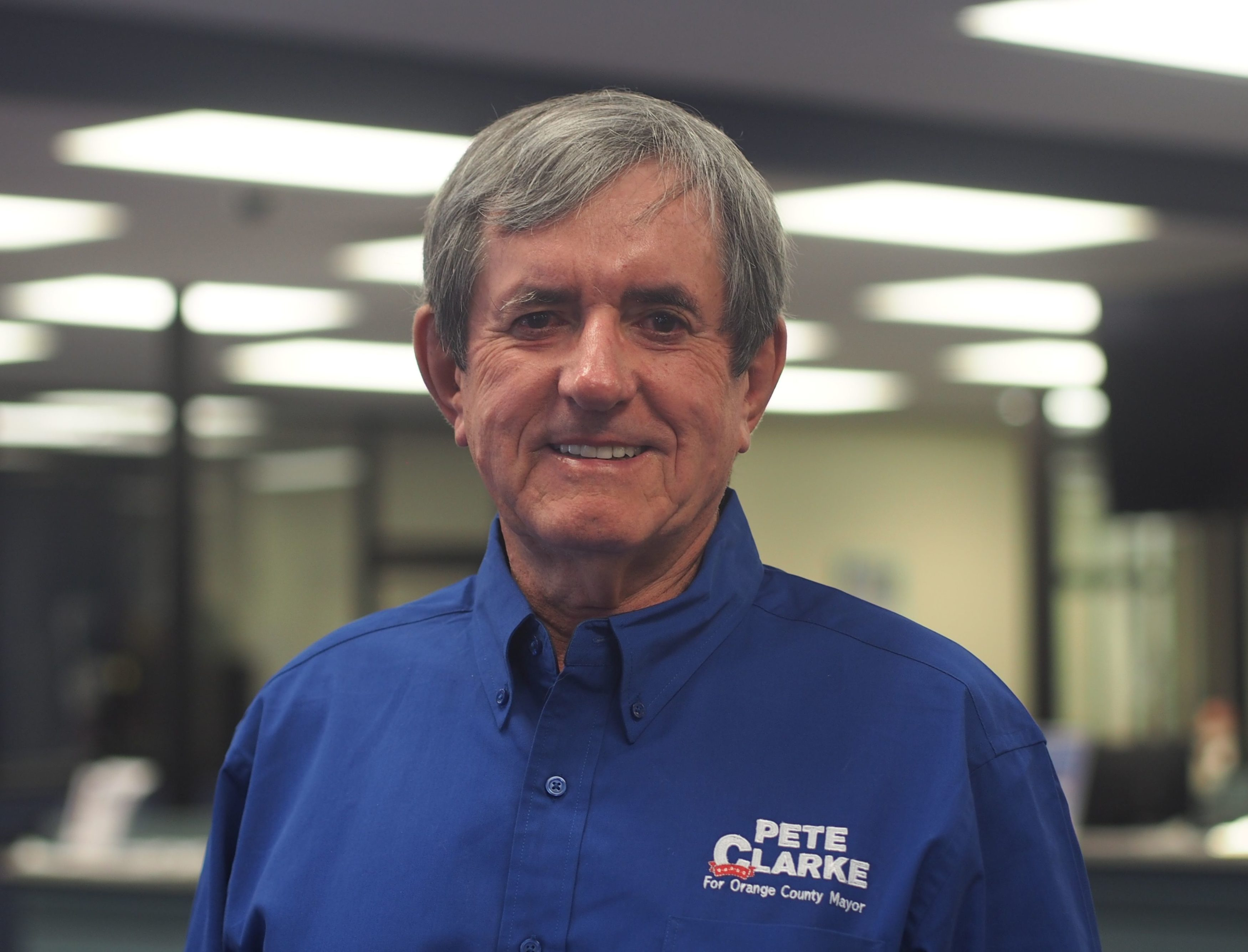 Pete Clarke