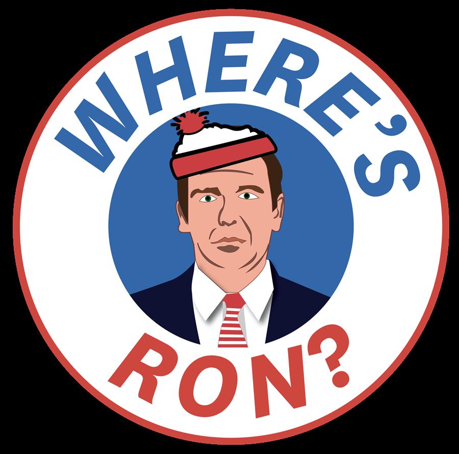 WhereIsRon - Ron DeSantis