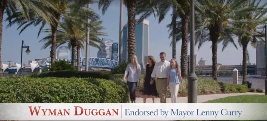 Wyman Duggan ad 2