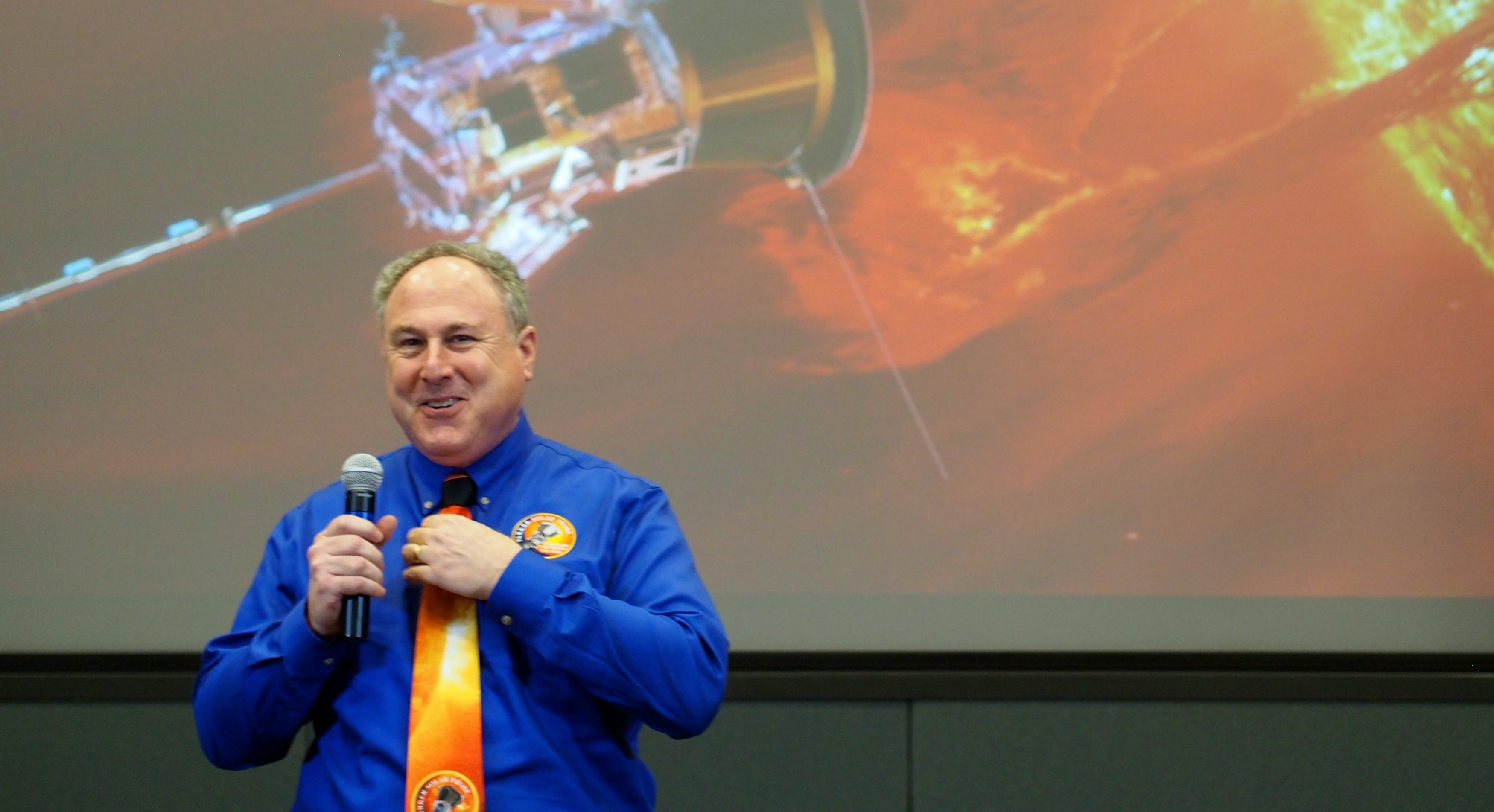 Andy Driesman and the Parker Solar Probe