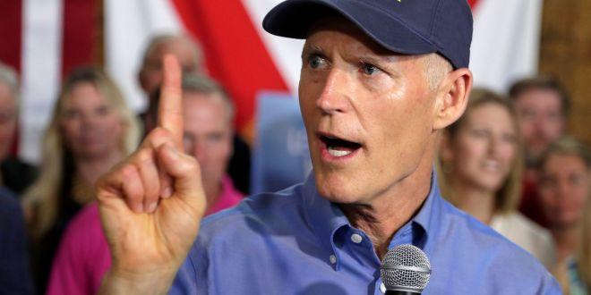 Rick-Scott-Bill-Nelson-Florida-Senate-race-tests-value-of-campaign-cash