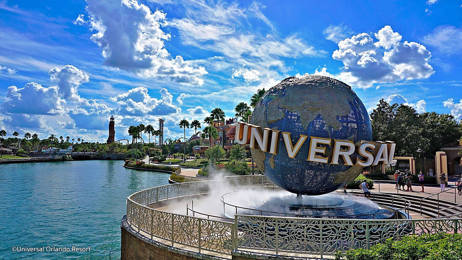 Universal Orlando picked a bad time to close attractions.