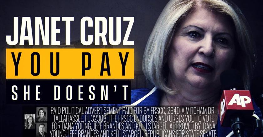 Cruz - FRSCC TV ad