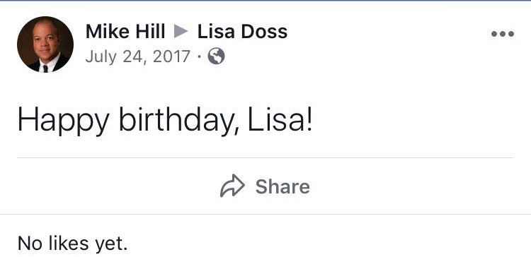 doss birthday