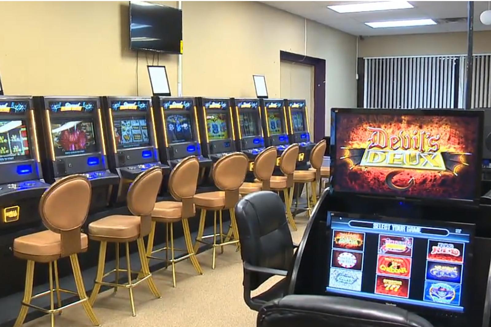 Adult arcade