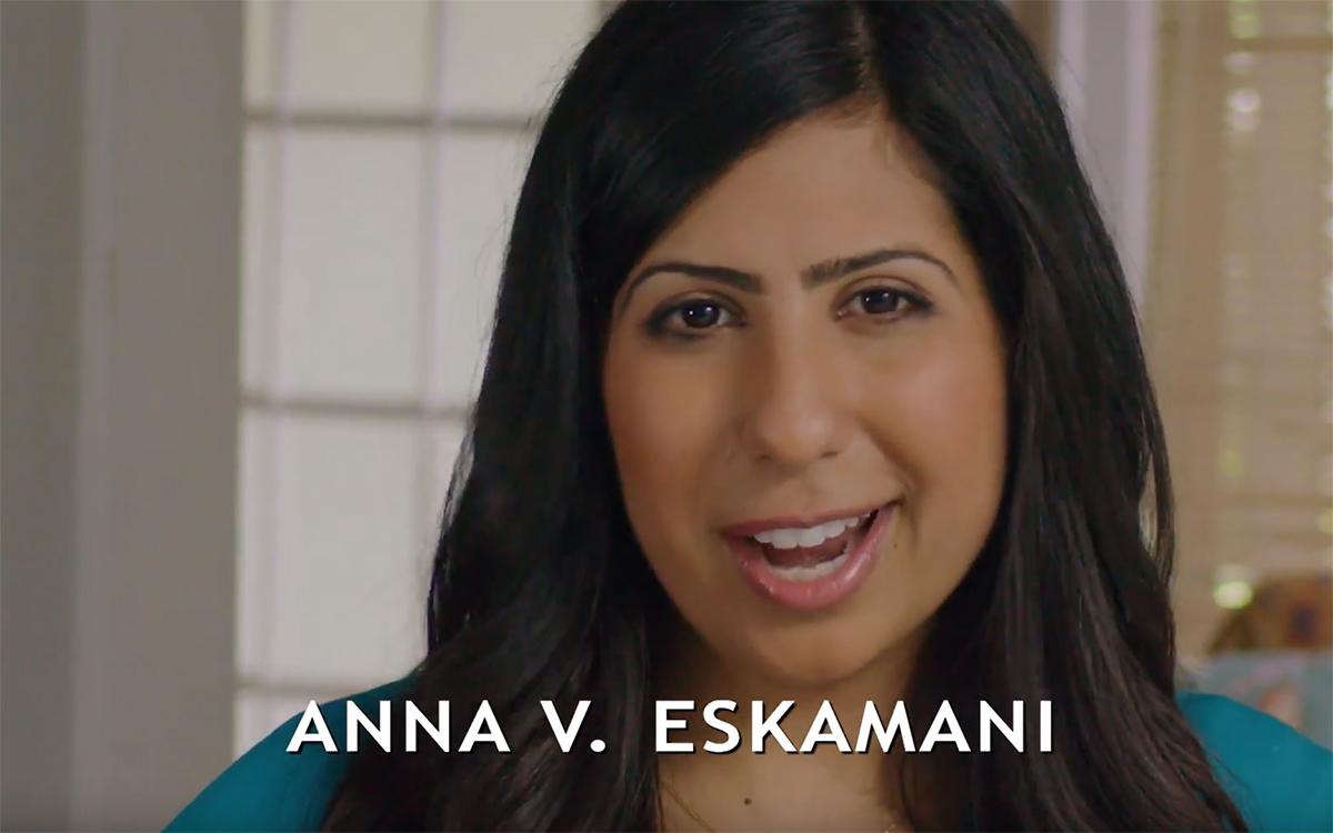 Anna Eskamani ad