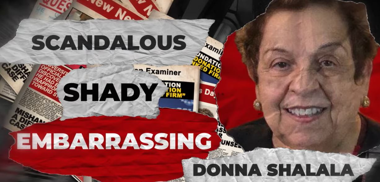NRCC Donna Shalala scandal ad