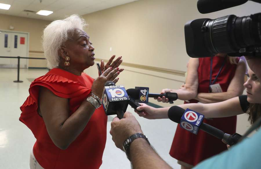 Broward County Supervisor of Elections Dr. Brenda Snipes,