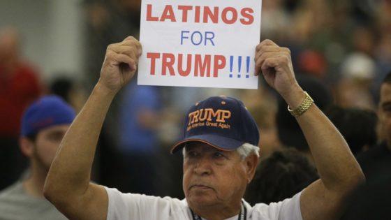 AP photo Latino vote