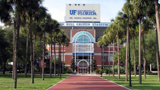 UF/University of Florida Ben Hill Griffin Stadium