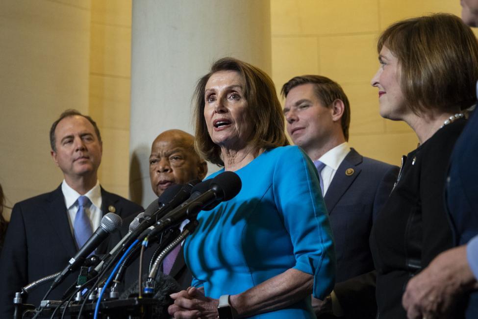 Nancy Pelosi, Kathy Castor