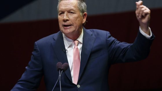 John Kasich (AP Photo/Paul Vernon)