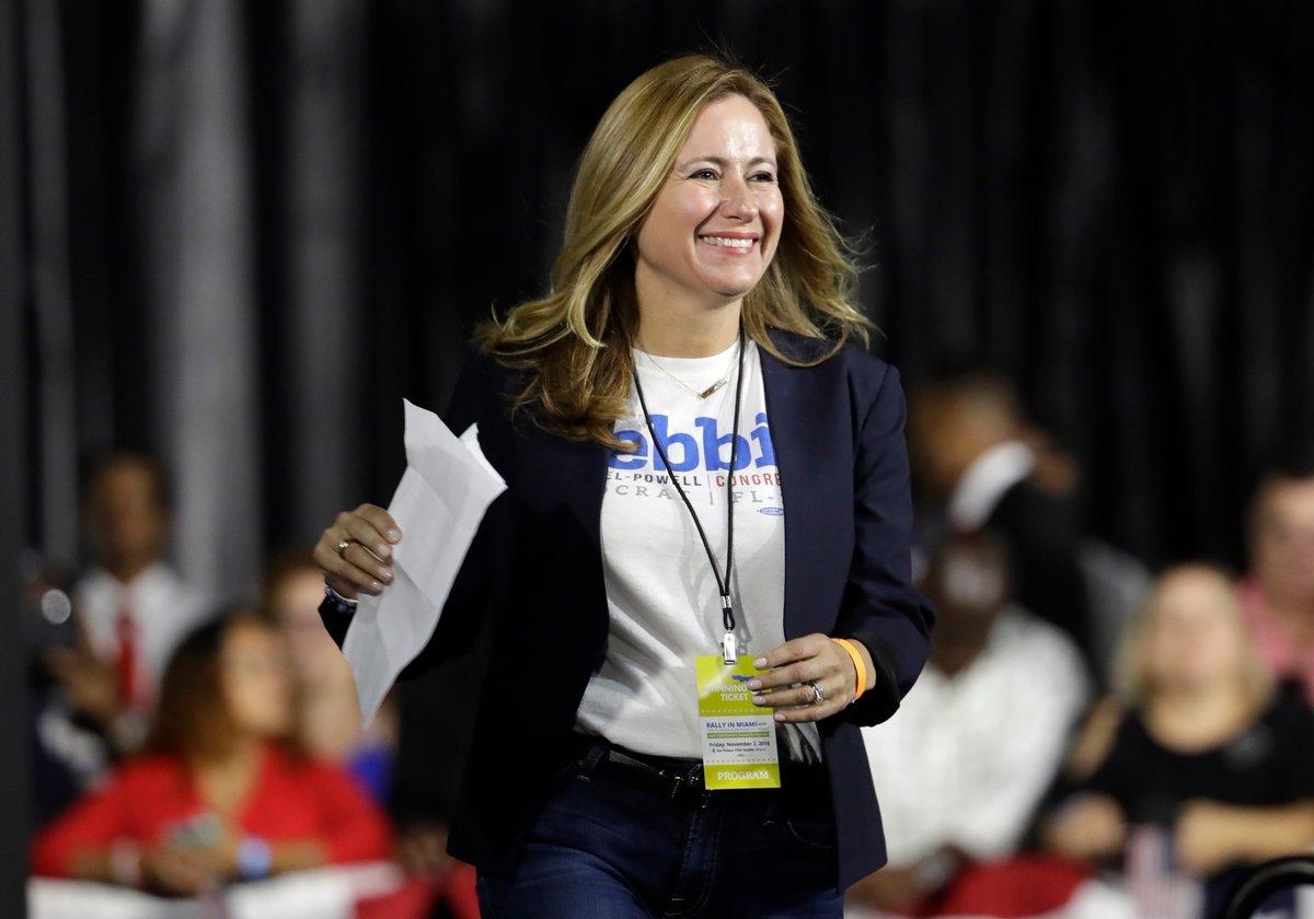 Debbie Murcasel powell