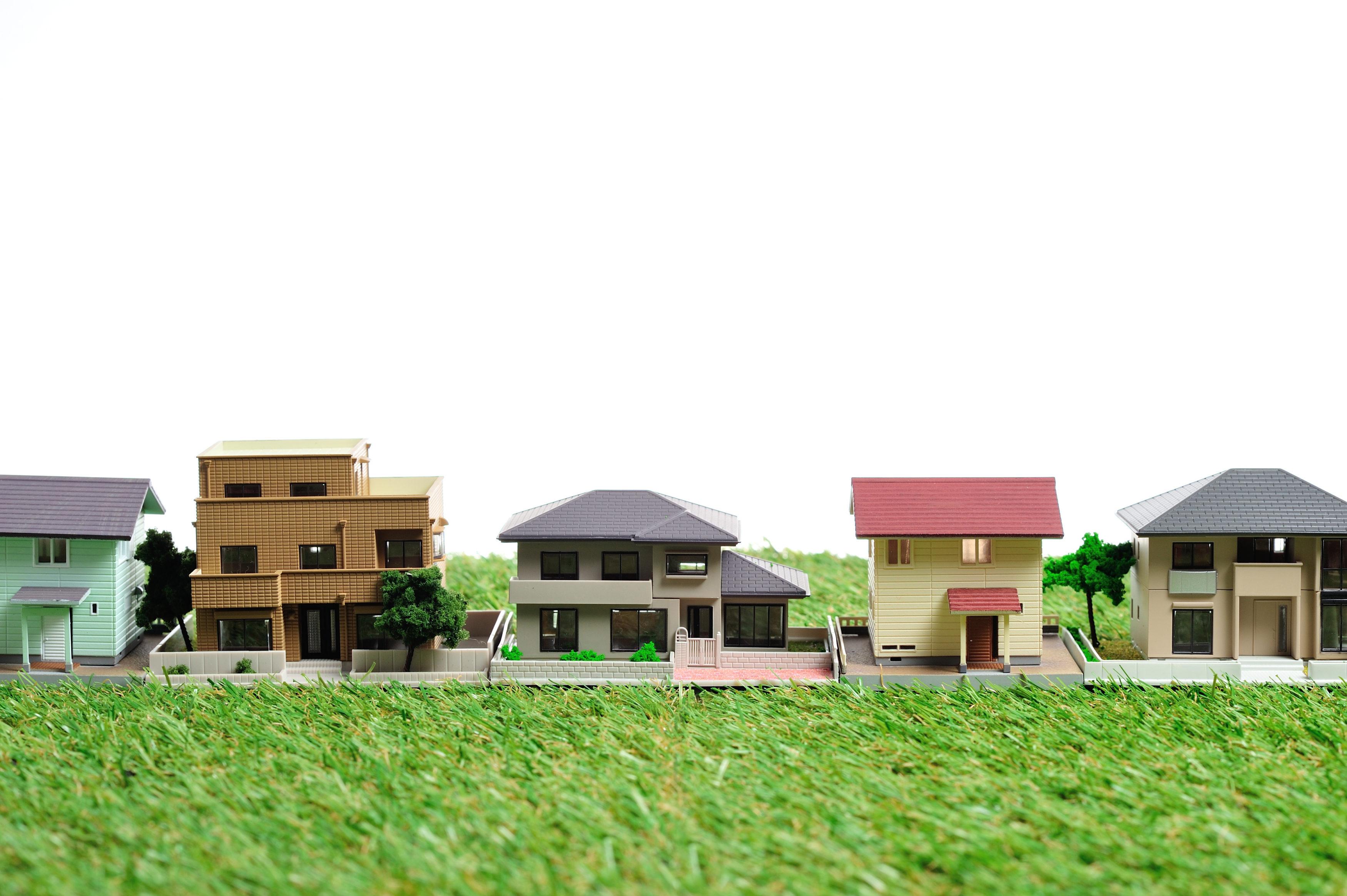 住宅模型とビジネス