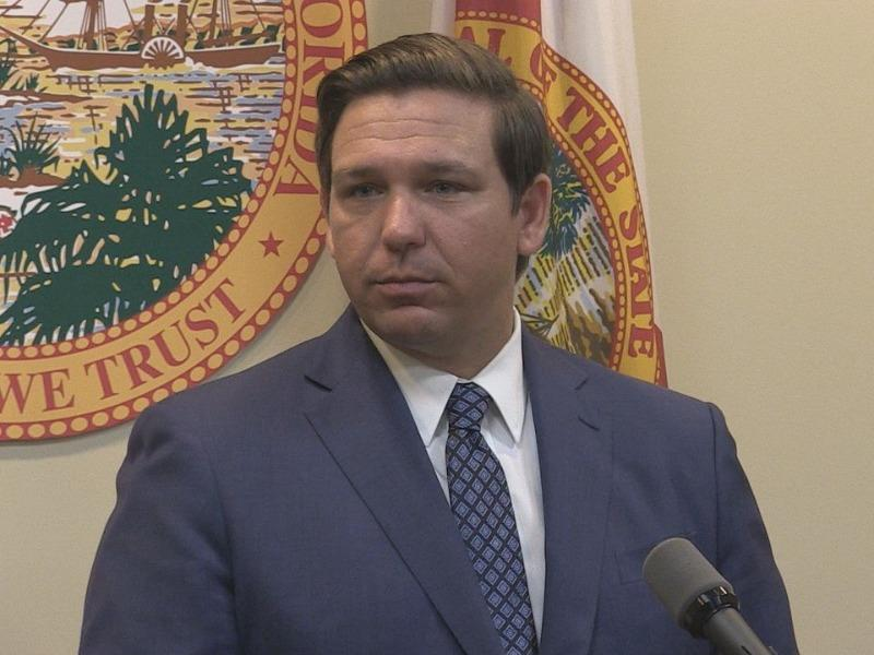 Ron DeSantis E-Verify