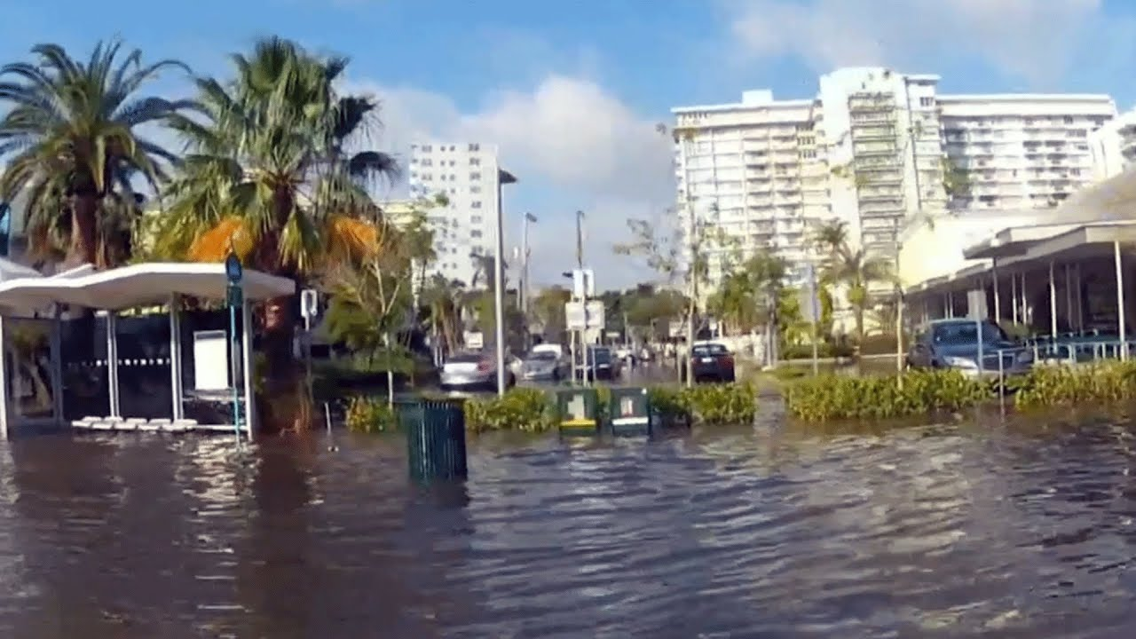 sea level rise South Florida