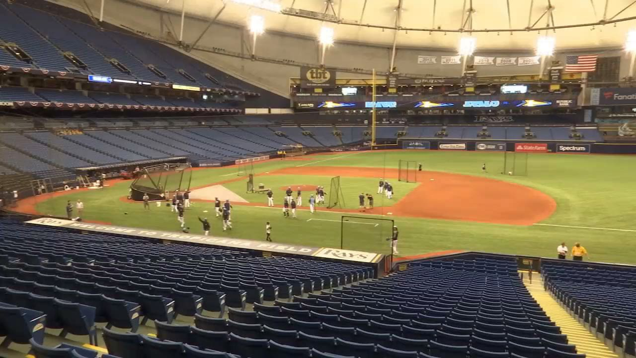 11+ Tampa Bay Stadium Baseball