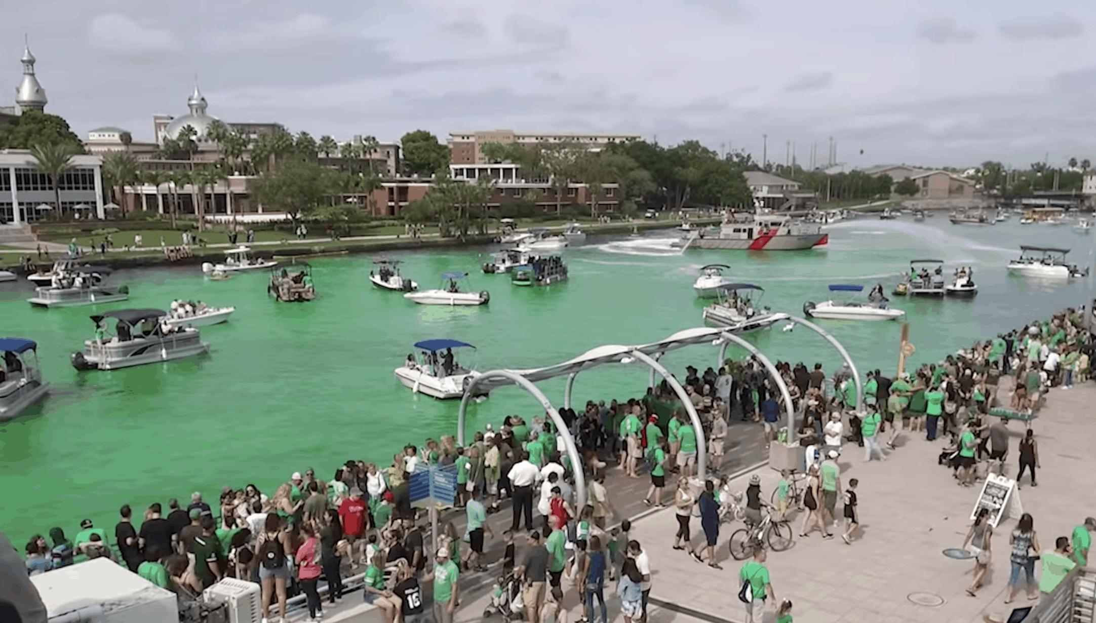 river o green