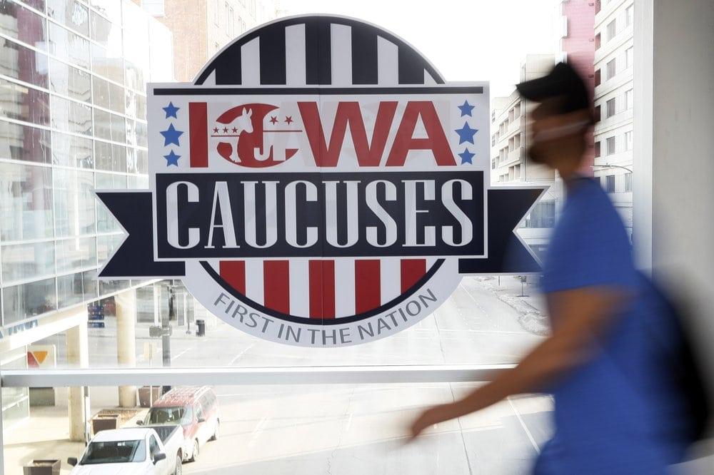 Iowa Caucuses AP