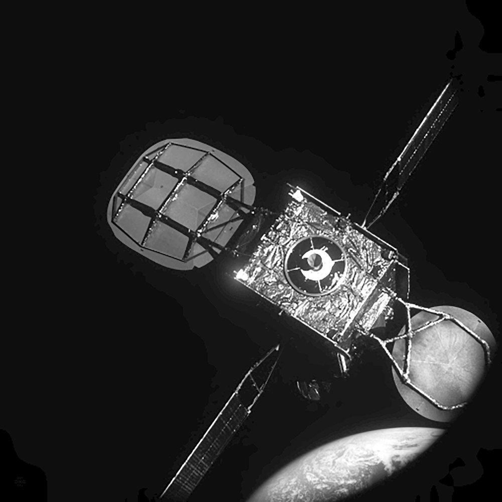 MEV-1 Northrop Grumman Satellite AP