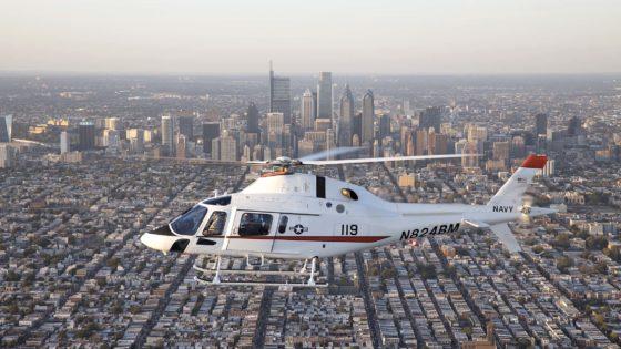 The Leonardo TH-73A.