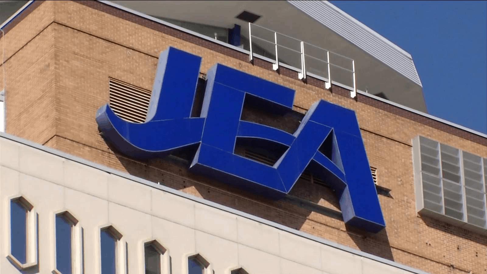 JEA building