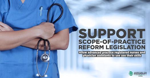 AFP-FL scope of practice ad