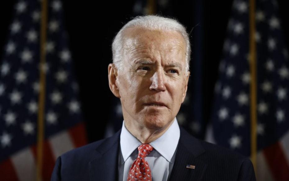 Joe Biden faces a cash crunch, which he needs to make up virtually.