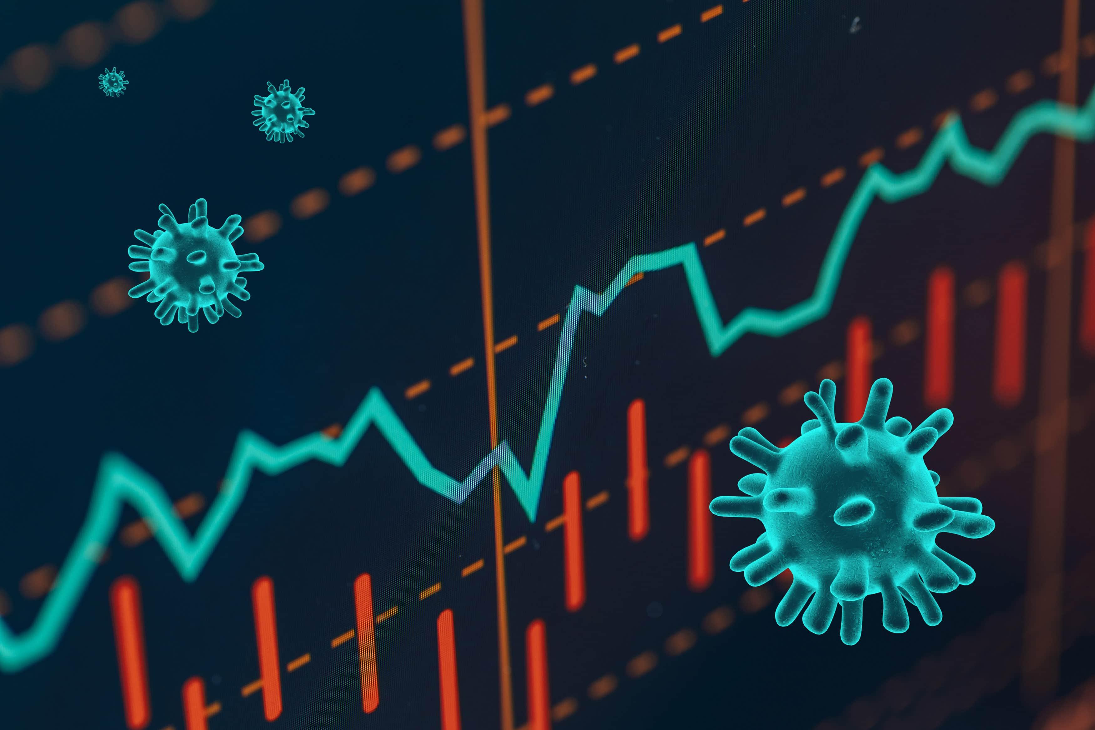 The coronavirus sinks the global stock exchanges.