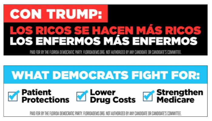 FDP billboards