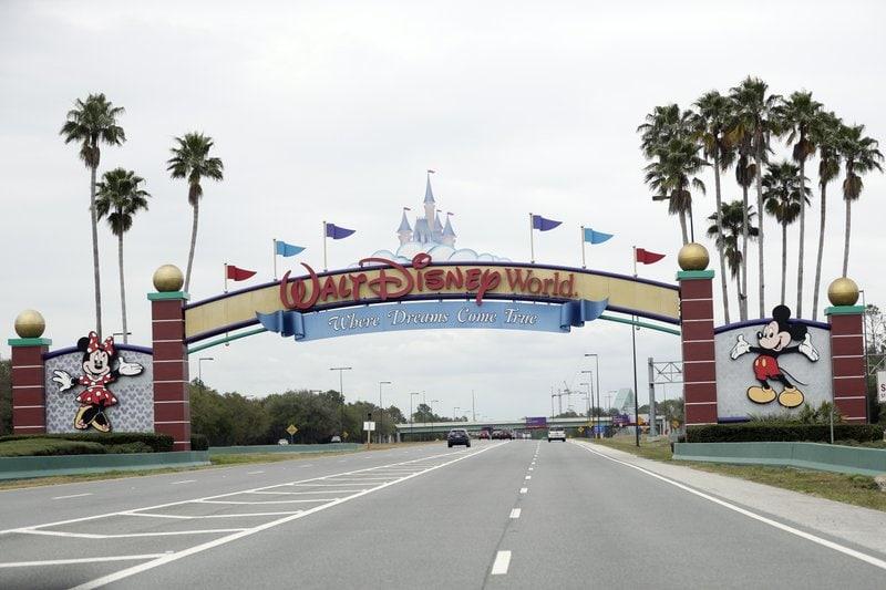 Disney Furlough AP