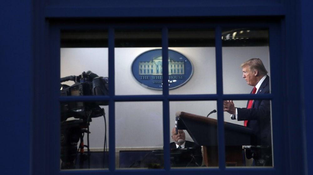 Donald Trump - AP